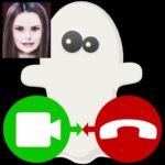 ghost fake video call game MOD APK Unlimited Money