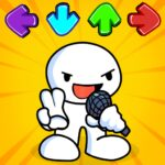 FNF Funky Town Music Adventure MOD APK Unlimited Money