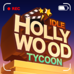 ldle Hollywood Tycoon MOD APK Unlimited Money