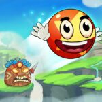 Balls Journey 6 – Red Bounce Ball Heroes MOD APK Unlimited Money