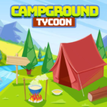 Campground Tycoon MOD APK Unlimited Money