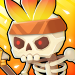 Cave Shooter-Instant Shooting MOD APK Unlimited Money