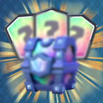 Chest Simulator Clicker for CR MOD APK Unlimited Money