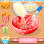 Cooking in the Kitchen – Baking games for girls MOD APK Unlimited Money