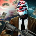 Gangster Crime Bank Robbery -Open World Games 2021 MOD APK Unlimited Money