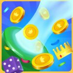 Idle Coin Button Coin clicker game Red button MOD APK Unlimited Money