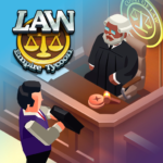 Law Empire Tycoon – Idle Game Justice Simulator MOD APK Unlimited Money