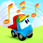 Leo the Truck Nursery Rhymes Songs for Babies MOD APK Unlimited Money