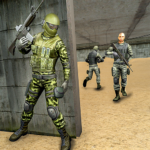 Real Commando Secret Mission Army Shooting Games MOD APK Unlimited Money