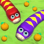 Snake-io Arena – Slither Ultimate Rivals MOD APK Unlimited Money