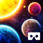 VR Space Spaceship Virtual Reality Roller Coaster MOD APK Unlimited Money