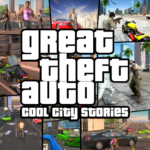 Great Theft Auto Cool City Stories MOD APK Unlimited Money