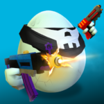 Shell Shockers – First Person Shooter MOD APK Unlimited Money
