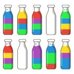 Water Puzzle – Color Sorting MOD APK Unlimited Money